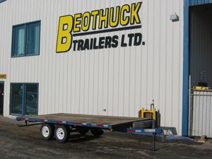 Bumper-Pull high Trailers