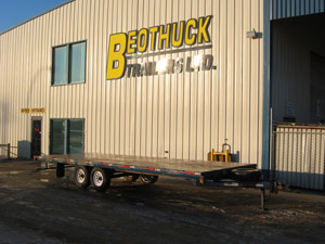 Trailer Repair Edmonton